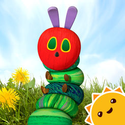 Bildet til appen My Very Hungry Caterpillar AR