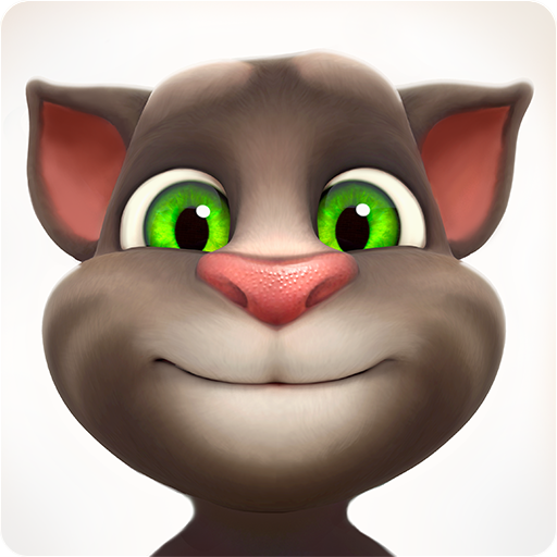 Bildet til appen talking tom cat